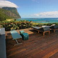 Vista mar no Capella Lodge, Lord Howe