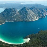 Wineglass Bay e The Hazards, Tasmânia