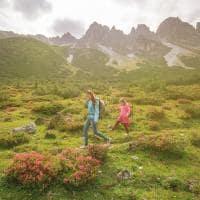 Caminhada montanhas austria