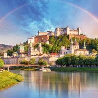 Castelo salzburg austria