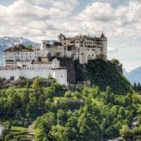 Fortaleza hohensalzburg austria