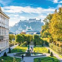 Jardins mirabel austria