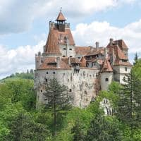 Castelo dracula bran