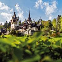 Castelo peles romenia