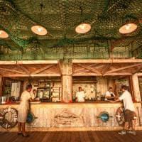 Poolside Cabana, Kokomo Private Island Resort