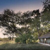 African bush camps khwai bush camp luxury suite externo
