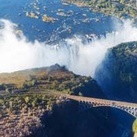 Cataratas Vitória, Zimbábue