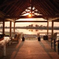 deck belmond eagle island lodge