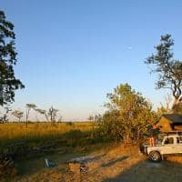 Jeep Safári - Botswana