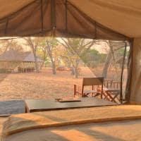 Tenda no andBeyond Chobe Under Canvas