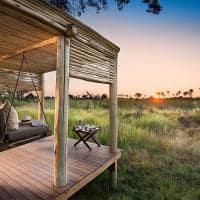 Terraço andBeyond Nxabega Okavango