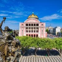 Amazonia opera house