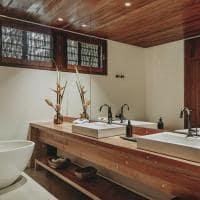 Banheiro suite barracuda beach