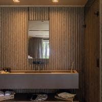 Carmel taiba vila arvore banheiro