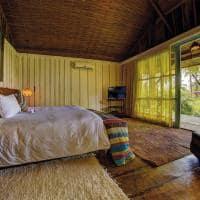 Casa dos arandis bangalow vista quarto
