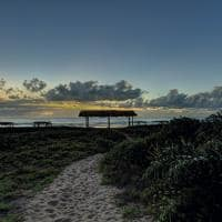 Casa dos arandis praia por do sol