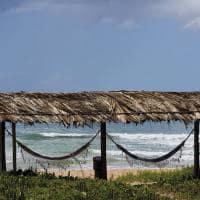 Casa dos arandis redes praia