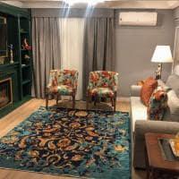 Casa hoteis casa da montanha suite classic sala