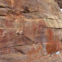Chapada diamantina desenhos rupestres