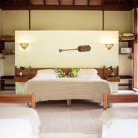 Cristalino lodge bangalo especial quarto