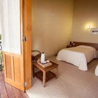 Cristalino lodge standard room interno