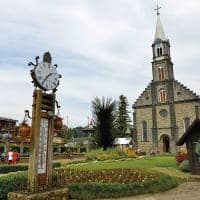 Gramado igreja matriz sao pedro