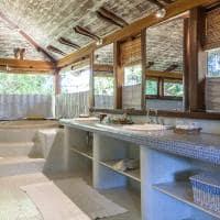 Pousada espelho dagua banheiro bangalo estrela