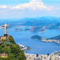 Rio de janeiro corcovado e cristo