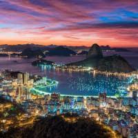 Rio de janeiro noite