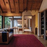 Six senses botanique hideaway villa suite lounge