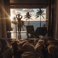 Suite barracuda beach hotel brasil
