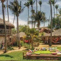 Vila kalango jericoacoara jardim exterior