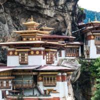 Monastério Taktsang Tiger's Nest Butão