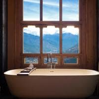 Six senses paro banheiro