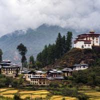 Six senses paro drugyel dzong