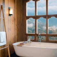 Six senses thimphu banheiro