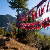 Trilha Monastério Taktsang Tiger's Nest Butão
