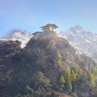 Viagem Butão Monastério Taktsang Tiger's Nest