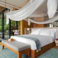 Six senses krabey island hideaway pool villa