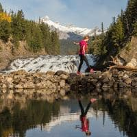 Caminhada Banff National Park