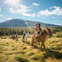 Cavalgada Banff National Park
