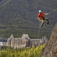 Esportes radicais Banff National Park