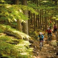 Canada_Mountain bike whistler