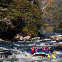 Chile rafting pucon