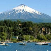 Chile vulcao villarica pucon