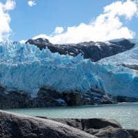 Glaciar Leones, Patagonia, Pacote Chile