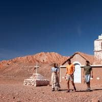 Igreja Catarpe no Atacama