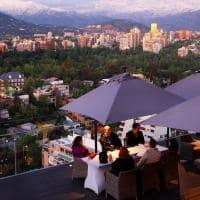 Roftop em Santiago, Chile