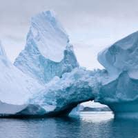 Quark expedition geleira