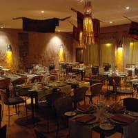 Restaurante no Alto Atacama